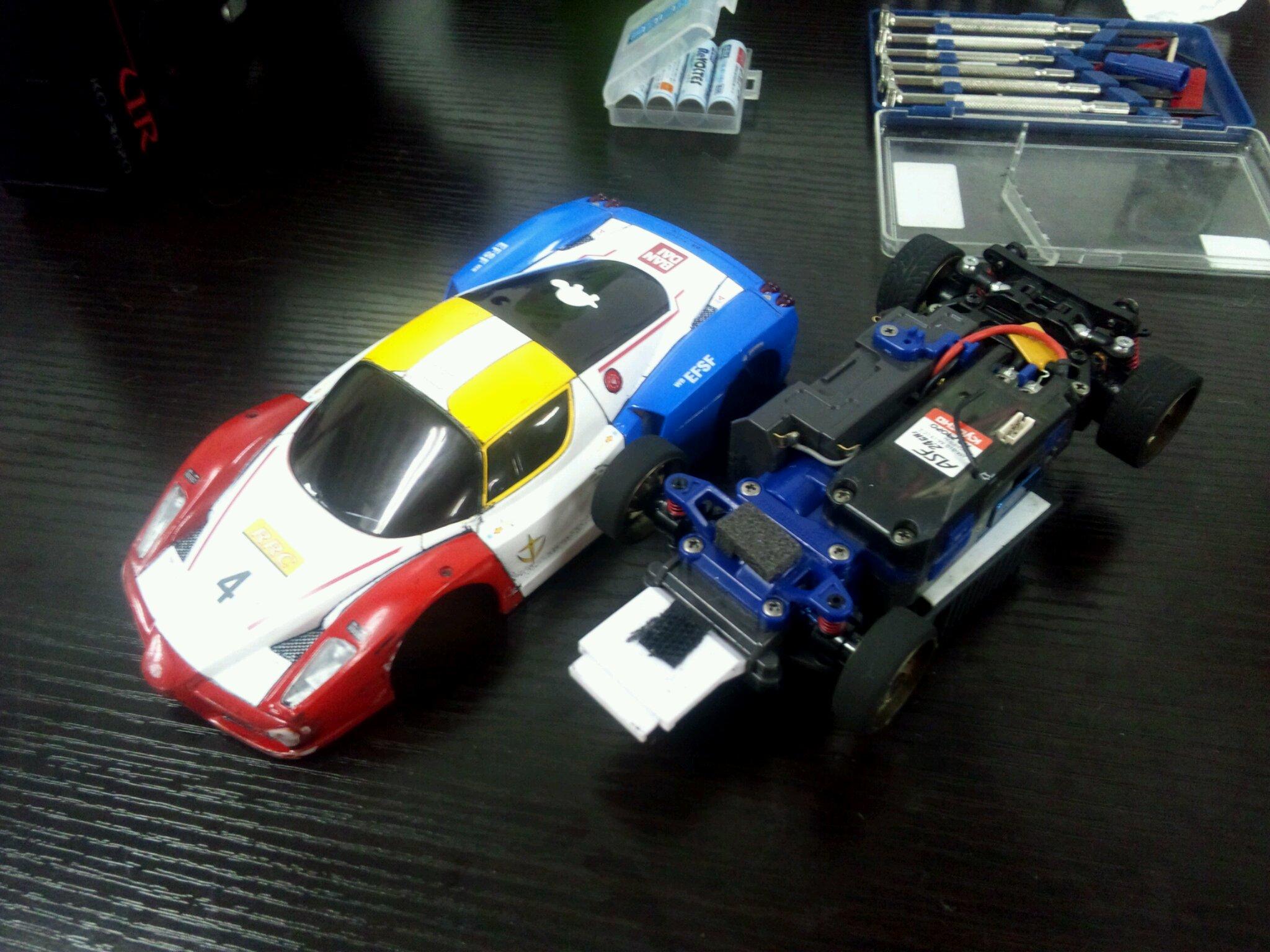 CWのレース