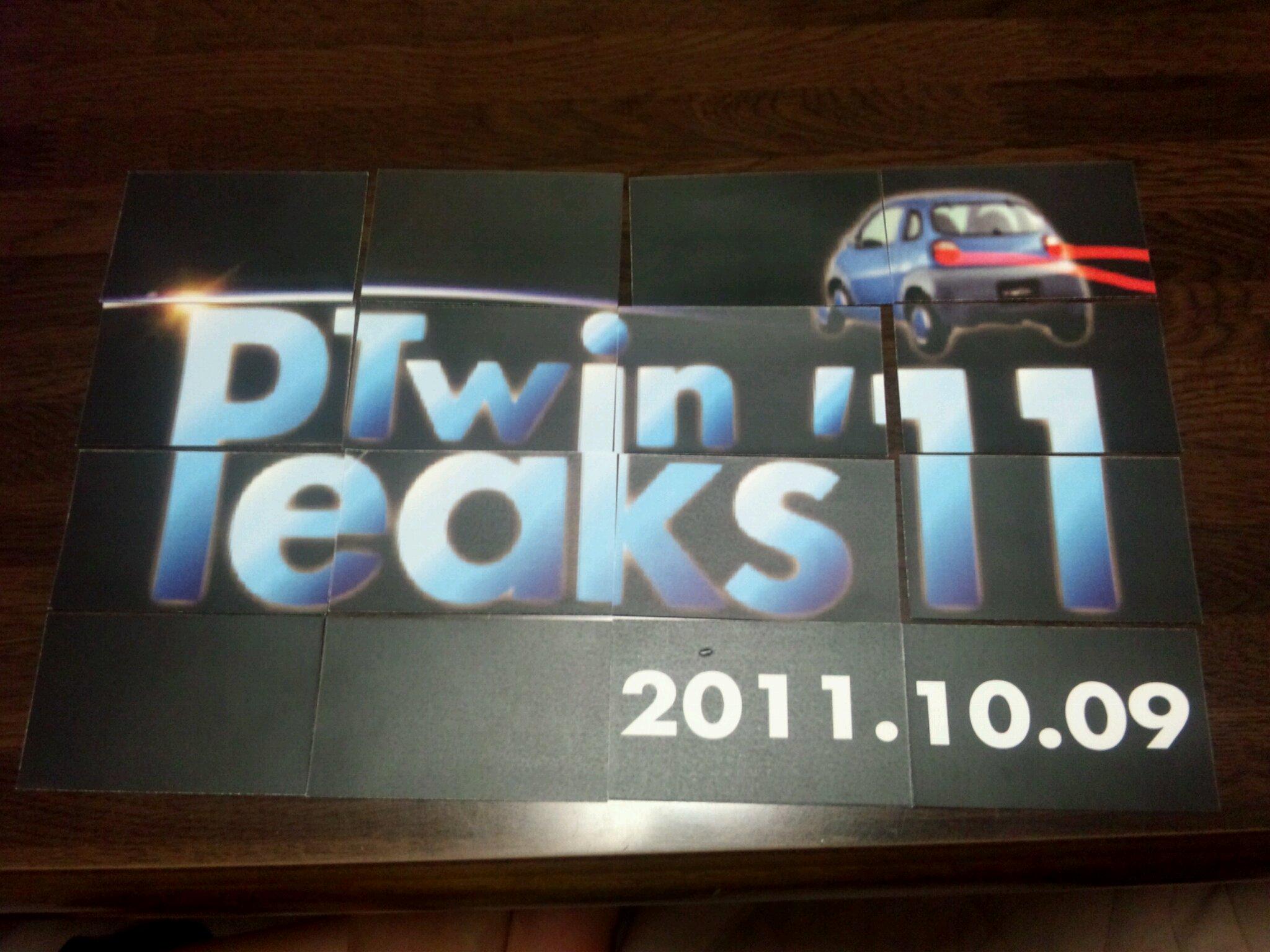 TwinPeaks'11